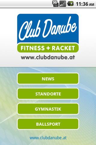 Club Danube- screenshot