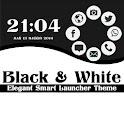 SL THEME BLACK & WHITE icon