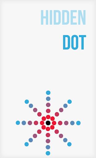 Hidden Dot - An Endless Puzzle