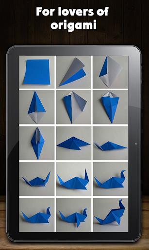 Origami DIY Step by Step