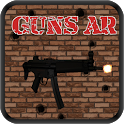 Guns AR Free icon
