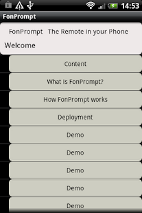 Remote for PowerPoint FREE- screenshot thumbnail