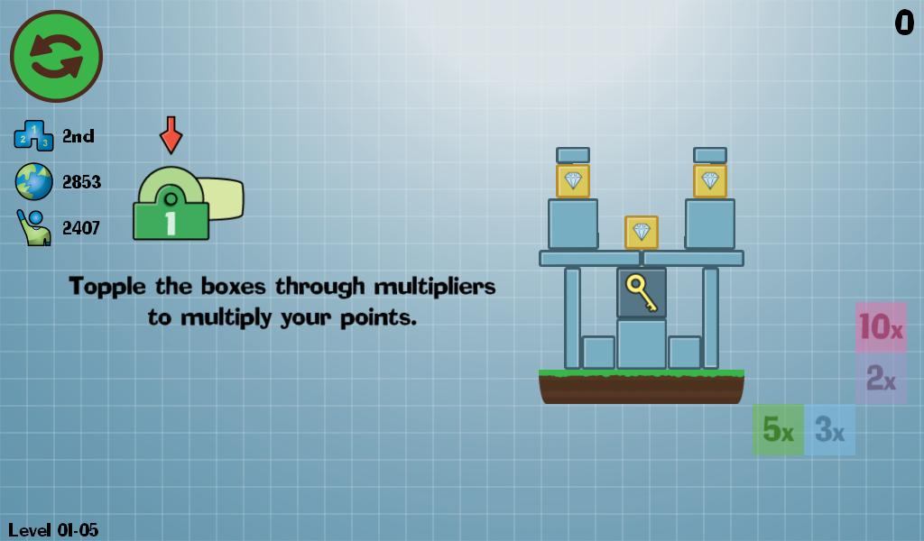 Box Topple - Knockdown! screenshot #18