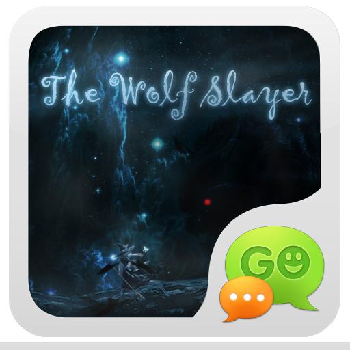 GO SMS Pro Slayer ThemeEX 通訊 App LOGO-APP試玩