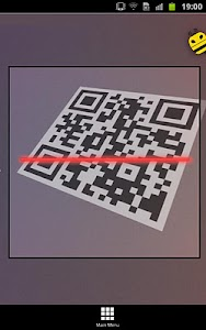 BeeTagg QR Reader screenshot 0