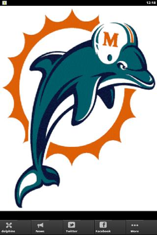 free miami dolphins cell phone wallpaper