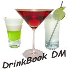 DrinkBook DM PRO Swe icon