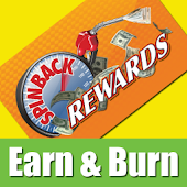 Spinback Rewards Earn & Burn
