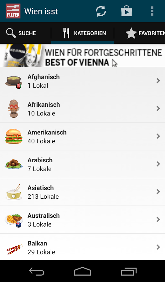 Wien Isst Restaurant Guide Android Apps On Google Play