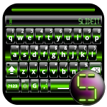 SlideIT Green Digital Skin 4.0 Apk