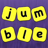 Unscramble Jumbled Words Games