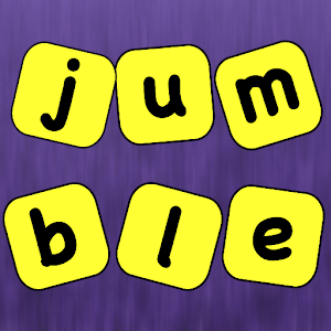 Unscramble Jumbled Words Games for PC and MAC