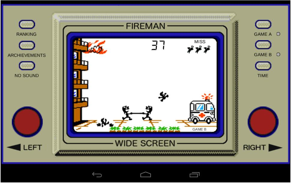 Fireman- screenshot