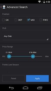 Fantasy Soccer - screenshot thumbnail