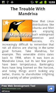 Linux News - screenshot thumbnail