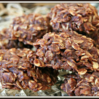 No Bake Cookies – 'Healthified'