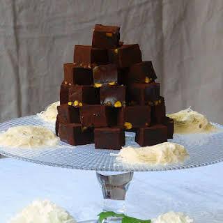 Chocolate Pistachio Turkish Delight.