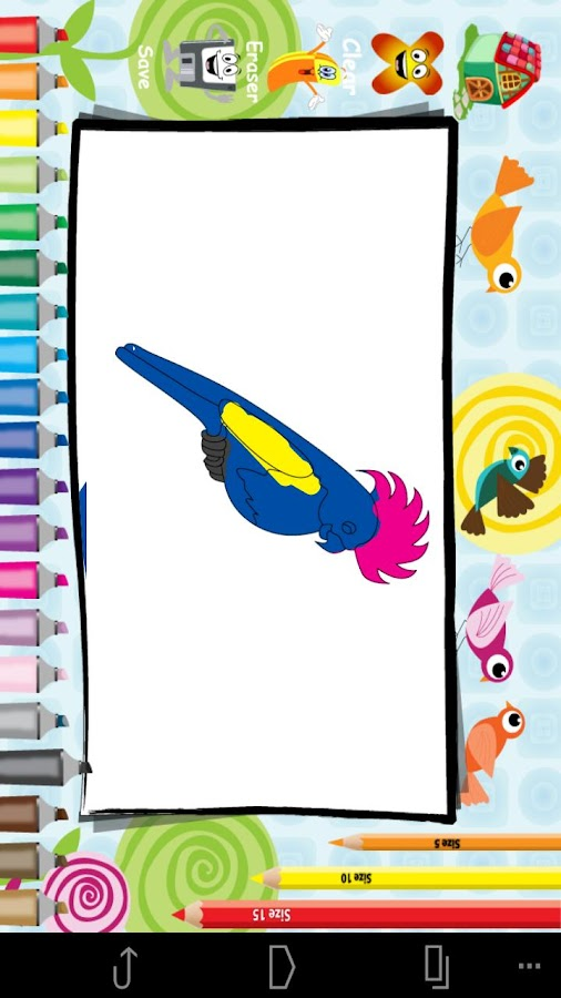 Kids Coloring Studio - screenshot