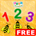 Honey Bee Counting icon