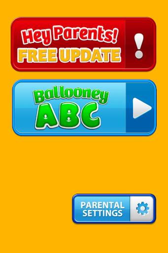 Ballooney ABC