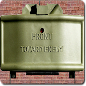 Airsoft Claymore Mine