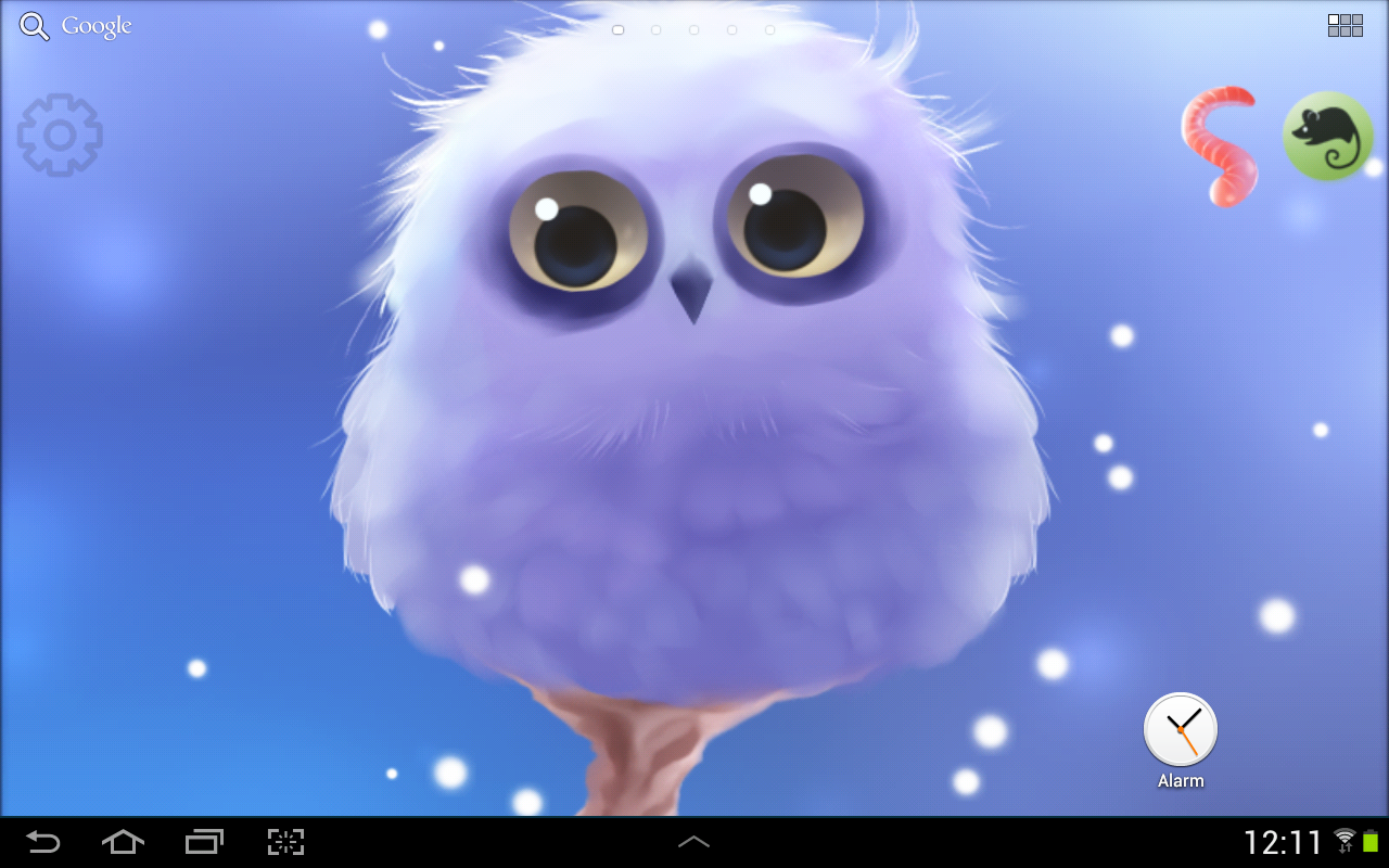 Polar Owl- screenshot