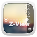 Z New VIEW GO Locker Theme mobile app icon