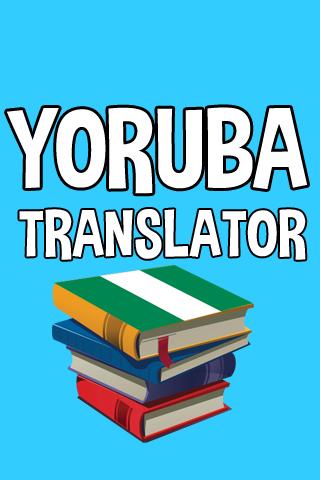 Yoruba Translator