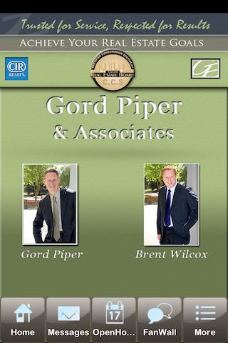 Calgary Real Estate Gord Piper
