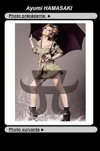 Ayumi Hamasaki - screenshot thumbnail
