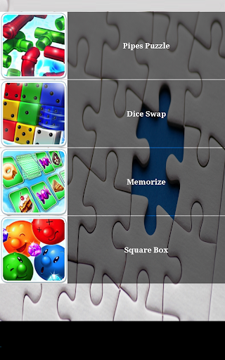 遊戲拼圖 - PUZZLE