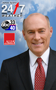 James Spann 24/7 - screenshot thumbnail