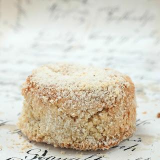 Almond + Vanilla Scones.