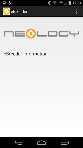 eBreeder Demo 1.20