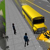 Schoolbus 3D Driving Simulator