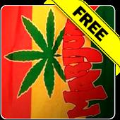 Marijuana flag free lwp