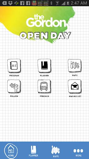 The Gordon - Open Day 2013