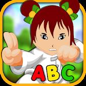 Kids ABC Alphabets Flash Cards