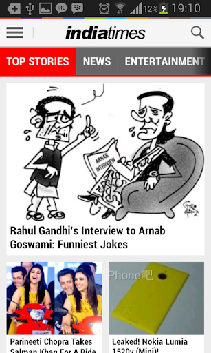 Indiatimes - Hot trending news