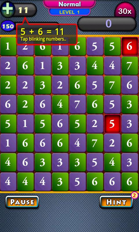 Mathed : Fun Maths- screenshot