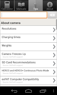 GoPro Companion light - screenshot thumbnail