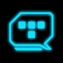 Legacy Neon Go SMS Pro Theme logo
