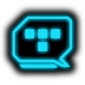 Legacy Neon Go SMS Pro Theme