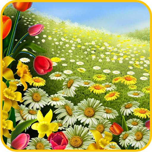 个人化の庭ライブ壁紙 LOGO-記事Game