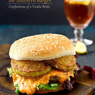 Southern Burger Recipes.