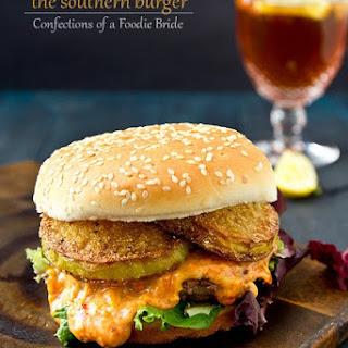 Southern Burger Recipes.