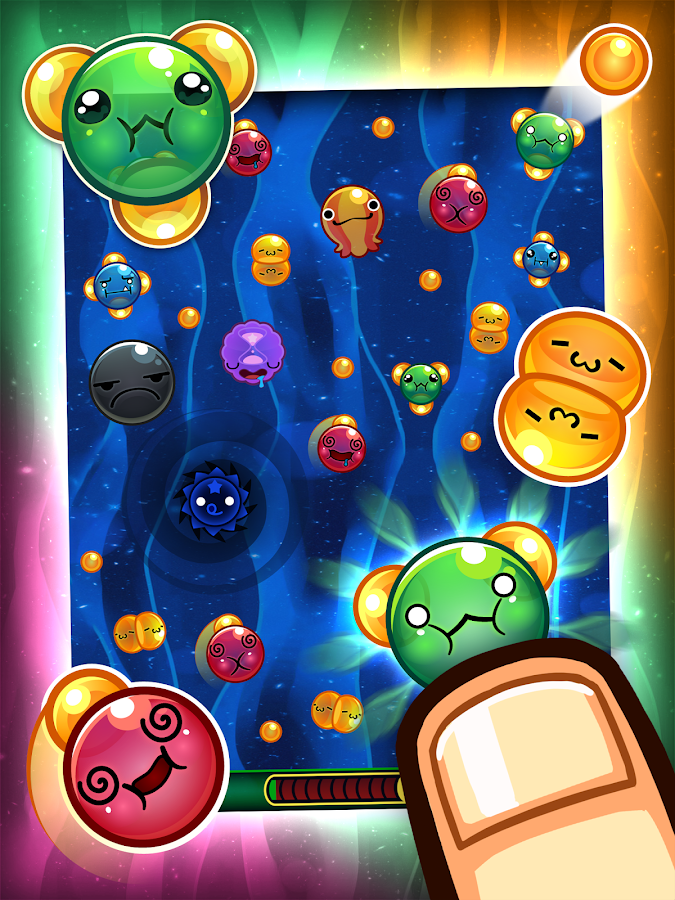 Tap Atom - Free Game for Kids - screenshot