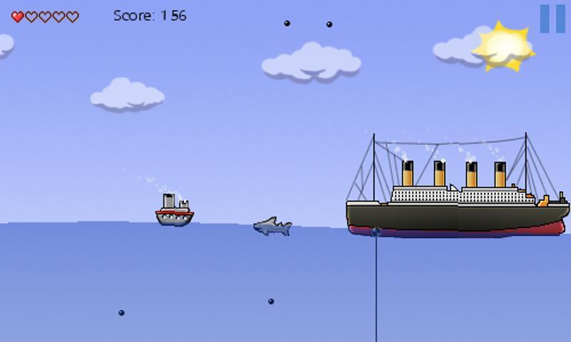 Funnyboat- screenshot