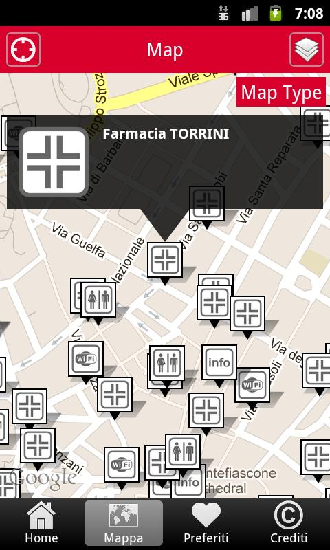 Florence Survival Guide- screenshot