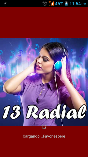 13 Radial